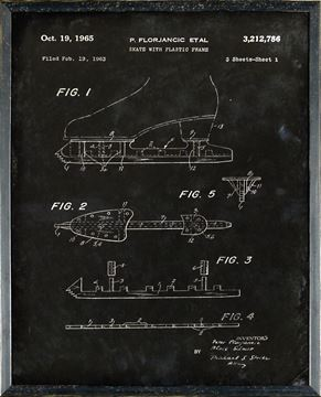 Picture of Patent - Skate Small