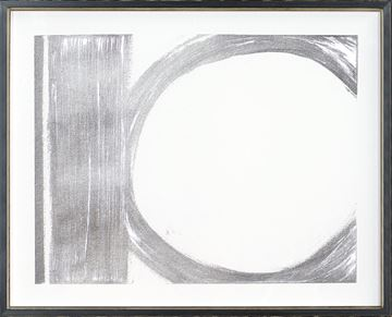 Picture of Motion In Silver I - Large