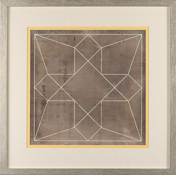 Picture of Geometric Blueprint IX