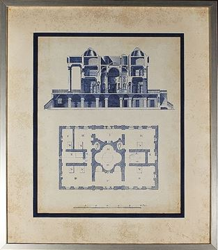 Picture of Architectural Blueprint III