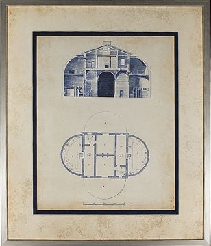 Picture of Architectural Blueprint V