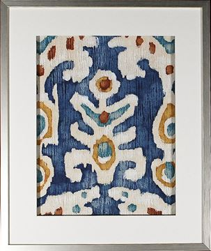 Picture of Ocean Ikat III