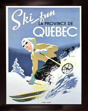 Picture of Ski Quebec, 1948 New 2012