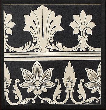 Picture of Ornamental Tile Motif II