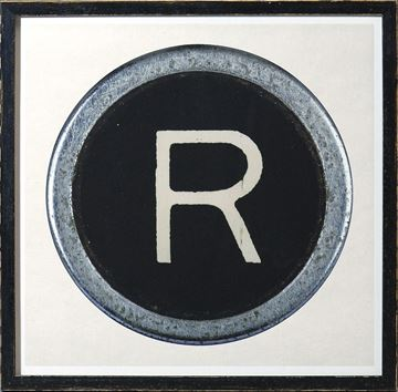 Picture of Type Key, R
