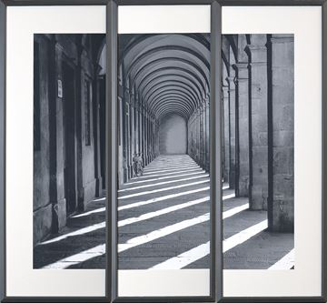 Picture of Lucca Tuscany Italy Triptych
