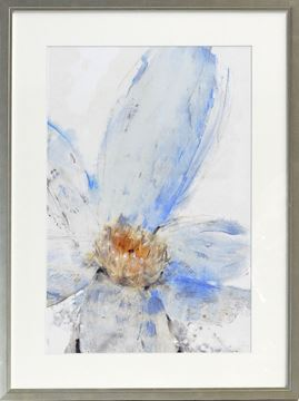 Picture of Blue Floral I