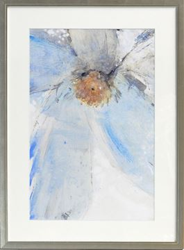 Picture of Blue Floral II