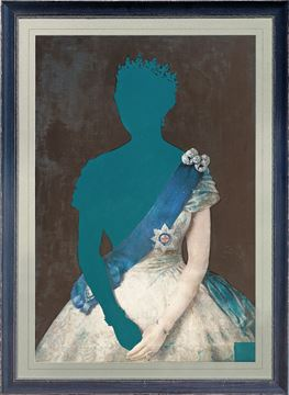 Picture of Queen In Teal
