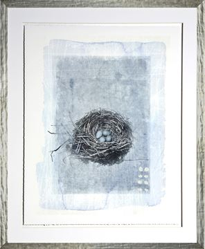 Picture of Nest In Blue III