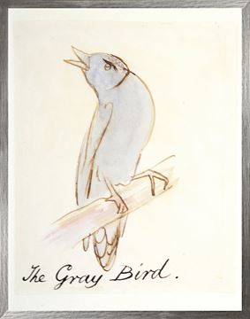 Picture of The Grey Bird - Large