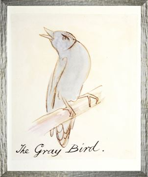 Picture of The Grey Bird - Small