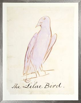Picture of The Lilac Bird - Large