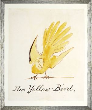 Picture of The Yellow Bird - Small