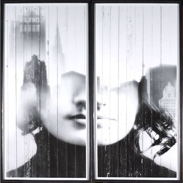 Picture of Urban Dreams - Diptych