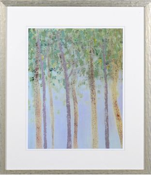 Picture of Hazy Woodlands I