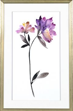 Picture of Floral Watercolor III