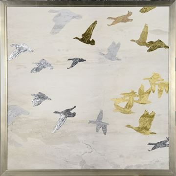 Picture of Migrating Flight III (B-Left)