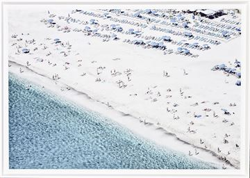 Picture of Aerial Beach View #2