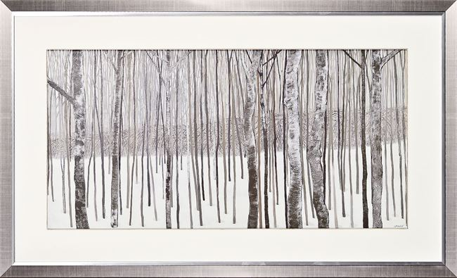 Picture of Woods In Winter