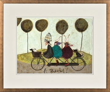 Picture of Toft- A Bikeful