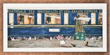 Picture of Toft- Orient Express Ou La La