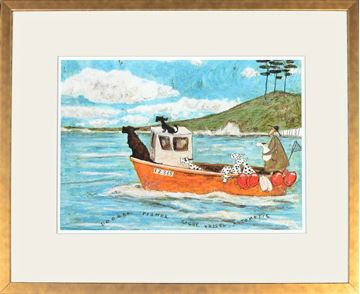 Picture of Toft - Dogger...Fisher...Light Vessel Automatic