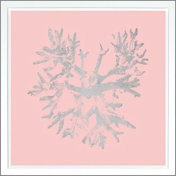 Picture of Coral Pink - Silver