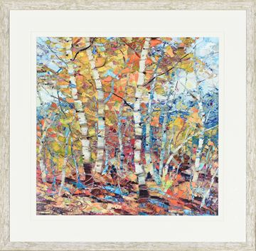 Picture of Birch Colors I