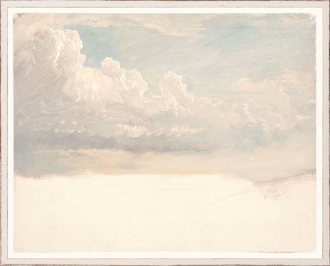 Picture of Collection 07 - Church Cloud Study I - 1871