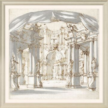 Picture of Collection 01 - Palace Courtyard