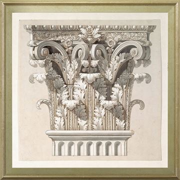 Picture of Collection 01 - Corinthian Capital - 1798