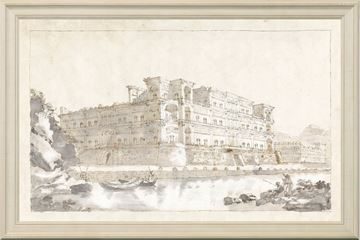 Picture of Collection 01 - The Palace Of Donn Anna At Naples