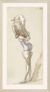 Picture of Collection 01 - Homme En Grande Bottes - 1870