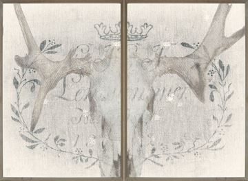 Picture of New-Crane Et Lin Diptych