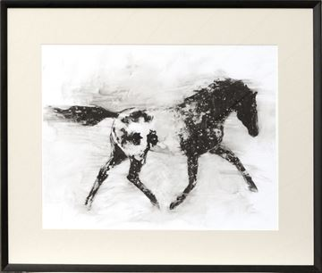 Picture of Rustic Appaloosa I