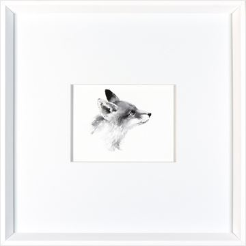 Picture of Fox Profile - White
