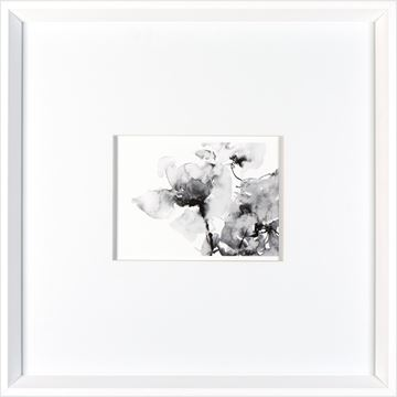Picture of Floral Play - White