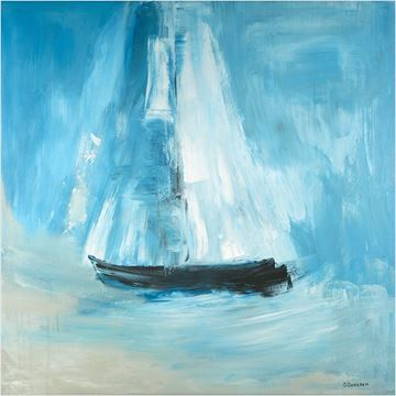 Picture of Maritime Blues II - Gallery Wrap Canvas
