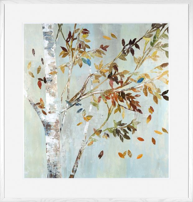 Picture of Birch With Leaves I