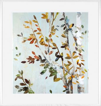 Picture of Birch With Leaves II
