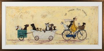 Picture of Toft - The Doggie Taxi Service