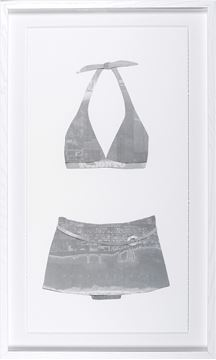 Picture of Swim Cutouts-Grey II