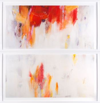 Picture of Attraction Diptych