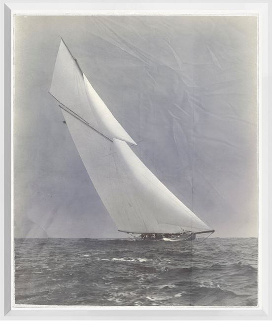 Picture of Indigo Stained - Yacht Columbia - Small