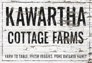Picture of Kawartha Cottage Farms - Canvas