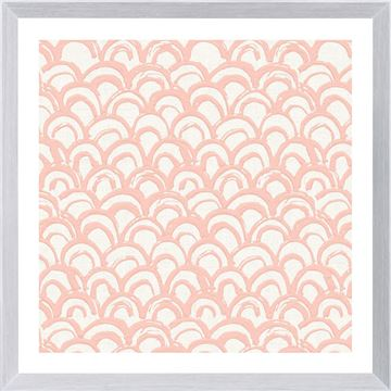 Picture of Motif In Coral IV