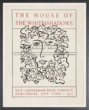 Picture of Frontispiece - Flower Face