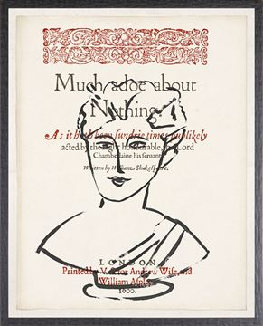 Picture of Frontispiece - Bust - Large