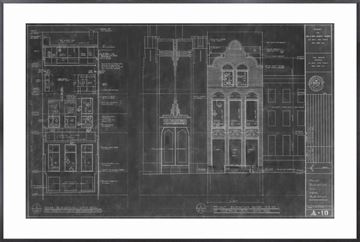 Picture of Blueprint - New York Residence